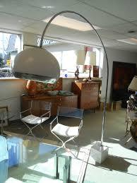 mid century modern arc floor l lighting ideas mid century modern arc floor ls above large glass
