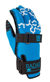 tra gloves radar skis