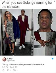 Beyonce And Jay Z Meme - beyonc礬 and jay z posed for photos inside a lift possibly
