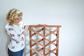 How To Build A Mini Garden Trellis Home Improvement Projects To
