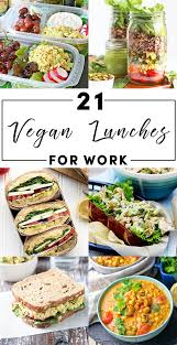 back away from the pb j these vegan lunch ideas are delicious