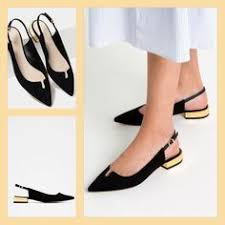 zara womens boots sale zara high heel slingback shoes ref 3366 101 slingback