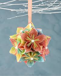 paper for water sparkling flowers ornament neiman marcus