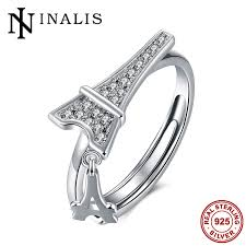 sted rings 2017 brand adjustable rings for women 925 sterling silver