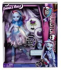Halloween Monster High Doll Monster High Dolls Market Monster High Ghouls Rule