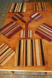 making cutting boards with exotic tropical woods woodworkers styles of hardwood cutting boards
