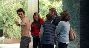 james franco is the best boyfriend from hell in the very very