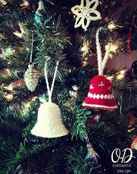 simple bells oombawka design crochet