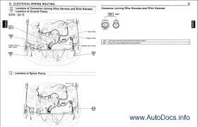 toyota land cruiser prado wiring diagram repair manual order