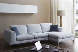 Down Sectional Sofa Off White Bianca Premium Fabric Sectional Sofa By J U0026m In Living Room
