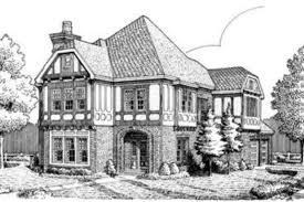 tudor style house plan 3 beds 2 50 baths 2150 sq ft plan 410 213