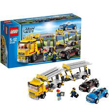 Leclerc Remorque by Lego City 60060 Jeu De Construction Le Camion De Transport