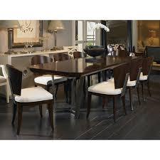 henkel harris dining room guardian dining table with metal base