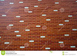 decorative brick wall stock image image 16538201