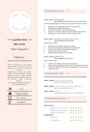 1000 Ideas About Good Resume Exles On Pinterest Best - vibrant fashion resume templates spectacular best 25 ideas on