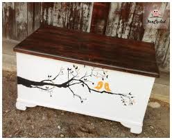 Make A Wooden Toy Box by Best 25 Painted Toy Chest Ideas On Pinterest Wood Toy Chest