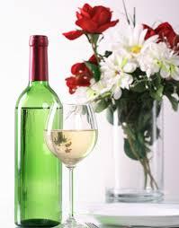 flowers wine sweetheart package san luis obispo symphony