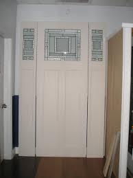 exterior doors with glass 8 u0027 fiberglass craftsman style door with plastpro metropolis glass