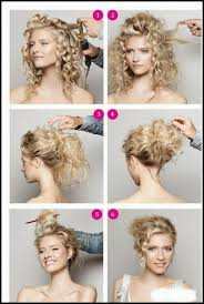 updos for curly hair i can do myself updos for long hair how to do it yourself hairstyle ideas in 2018