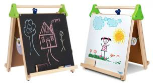 office depot table top easel discovery kids 3 in 1 artist tabletop easel only 14 97 reg