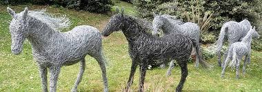 the sculpture website garden and home sculptures