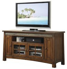 Tv Console Cabinet Design Riverside Furniture Craftsman Home 62 Inch Tv Console Ahfa Tv