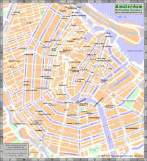 Map O Map Of Open Amsterdam Coffeeshops 2017 Acd