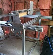 another cnc plasma router build