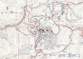 Map Of Taos New Mexico by Osha Trail Sacramento Ranger District