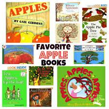 mom to 2 posh lil divas favorite apple themed books for kids
