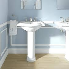 kohler bancroft pedestal sink kohler pedestal sink pedestal sink kohler pedestal sink home depot