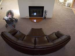 round sectional couch half circle sectional sofa price round couch katiebrandescom