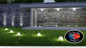 Landscape Lighting Installation - millbrae landscape lighting design repair and instalaltion