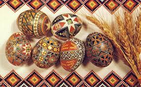ukrainian decorated eggs pysanky ukrainian decorated eggs l e forte come la morte
