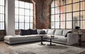 Living Room Sectional Sofa Modern Furniture Contemporary Furniture Designitalia