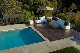 outdoor seating by pool south june pinterest swimming pools