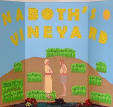 bible fun for kids elijah u0026 naboth u0027s vineyard