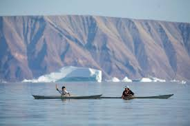 inuit culture in greenland close to the culture of the past
