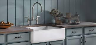 Farmhouse Sinks For Kitchens What S Trending Apron Kitchen Sinks Ndi