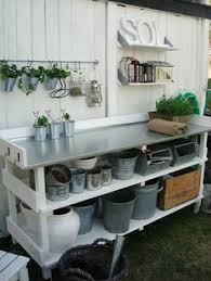 Potting Bench Ikea 12 Rustic Garden Potting Bench Ideas Rustic Gardens Bench And