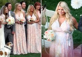 Best Bridesmaid Dresses Jessica Simpson U0027s Best Bridesmaid Dress Looks
