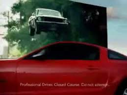 steve mcqueen mustang commercial 2005 ford mustang tv commercial