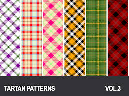 tartan pattern second life marketplace tartan pattern vol 3 12 seamless patterns