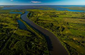North Dakota rivers images Minnesota north dakota at a standoff over 2 billion red river jpg