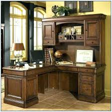 Hutch Office Desk Curved L Shaped Desk L Desk With Hutch L Shaped Desk With Hutch L