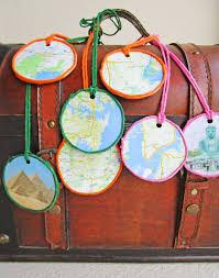diy map crafts for kids