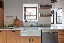 wall hung kitchen cabinets 7 different ways to open storage in the kitchen