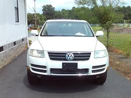 white volkswagen touareg volkswagen touareg v8 for sale used cars on buysellsearch