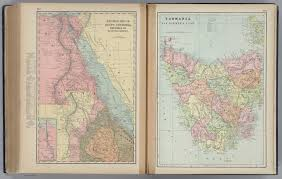 Blank Map Of Egypt by Egypt Abyssinia Eritrea And Egyptian Soudan Tasmania David