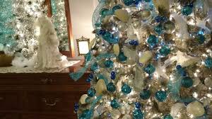 2017 nautical inspired tree and room decor